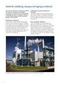 Förutsättningar för avskiljning och lagring av koldioxid (CCS) i Sverige - Page 6