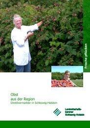 Obst aus der Region - Landwirtschaftskammer Schleswig-Holstein