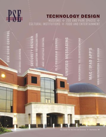 Technology Design for Museums - Professional Systems ...