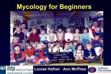 Mycology for Beginners