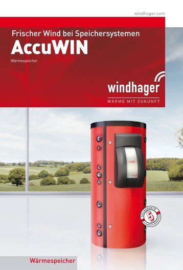AccuWIN - Windhager