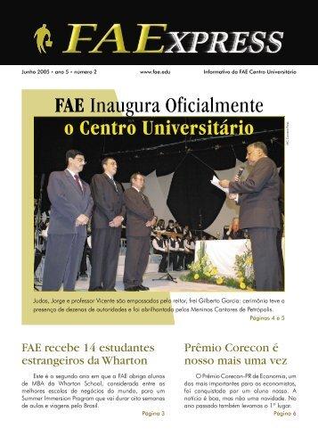 FAExpress - nº 2 / ano 5