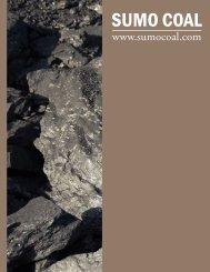 Sumo Coal - The International Resource Journal