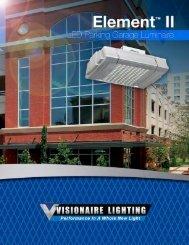 Element II - Parking Garage Brochure - Visionaire Lighting, LLC