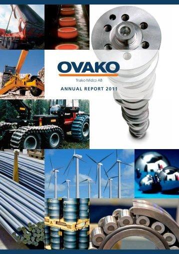 Annual Report 1.66 MB - Ovako AB