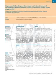 Diagnose und Behandlung von Eisenmangel und Anämie bei ...