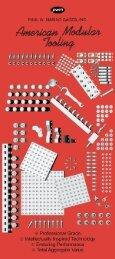 American Modular Tooling 2008 Catalog - Paul W. Marino Gages, Inc.