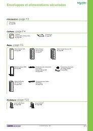 Baies - e-Catalogue - Schneider Electric