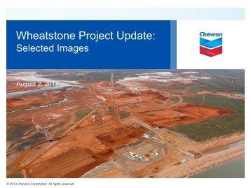 August 2, 2013 - Chevron