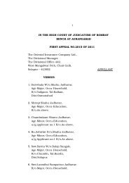 1 in the high court of judicature of bombay bench at aurangabad first ...