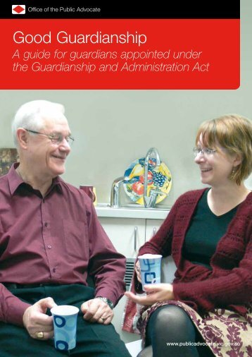 how to take guardianship of a minor