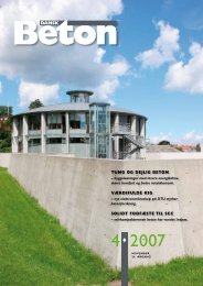 Download blad nr. 4-2007 som pdf - Dansk Beton