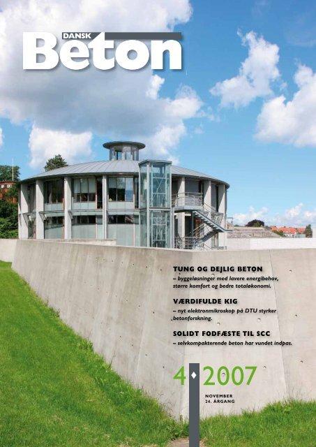 Download blad nr. 4-2007 som pdf - Dansk Beton