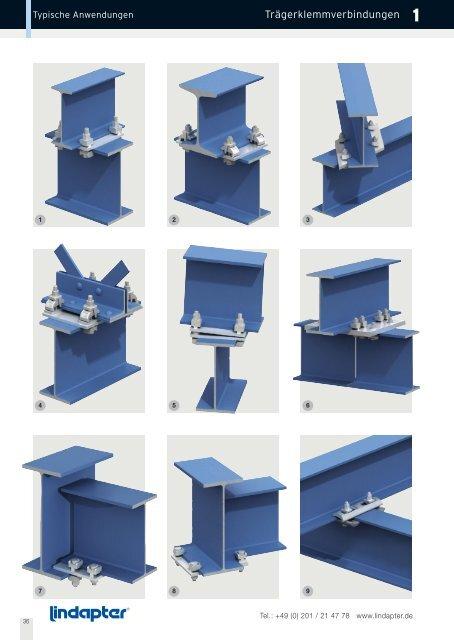 Lindapter Catalogue 09 Germany::