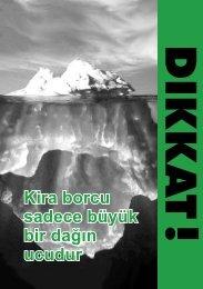 Schuldnerberatung grün - Mietschulden - türkisch 11-2006.indd