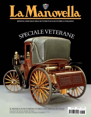 SPECIALEVETERAN - Automotoclub Storico Italiano