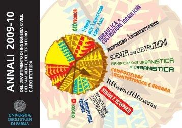 ANNALI 2009-10 - Università degli Studi di Parma