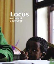 LOCUS Book - Pallant House Gallery