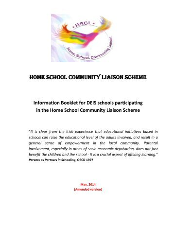 Information-Booklet-for-DEIS-schools-participating-in-the-Home-School-Community-Liaison-Scheme