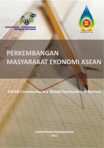 Buku Perkembangan MEA - Direktorat Jenderal KPI