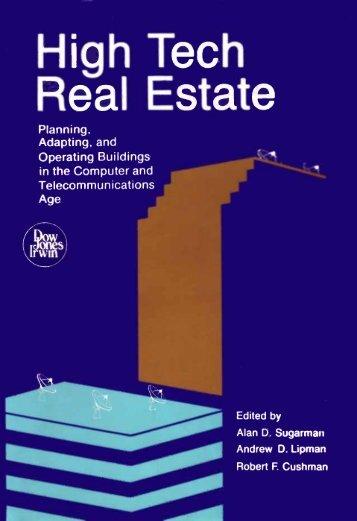 High Tech Real Estate - Alan D. Sugarman