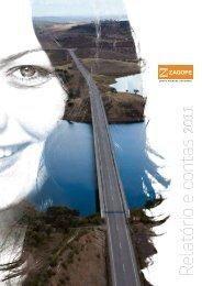 Relatório Gestão 2011 - Zagope