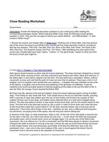 Worksheet Ten Minute Play Reading