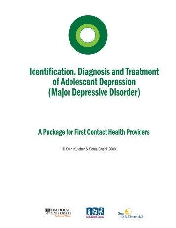 Major Depressive Disorder - GPSC