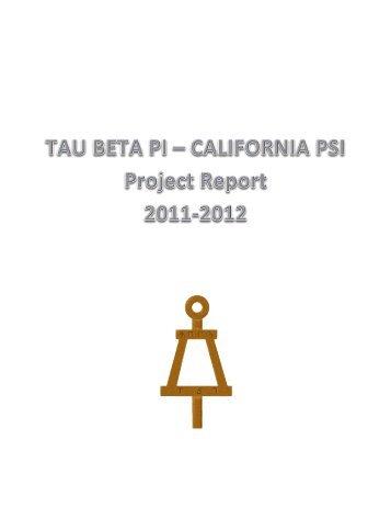 PDF - Tau Beta Pi