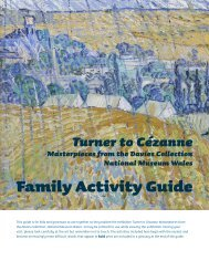 Family Activity Guide - American Federation of Arts