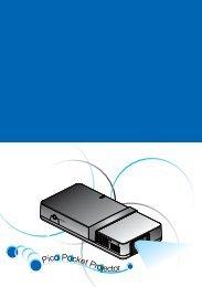 PK102 Manual - Optoma