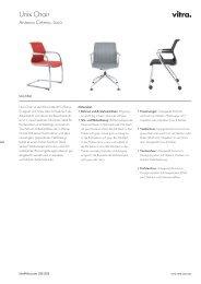 Unix Chair - Vitra