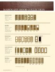 MAHOGANY DOOR COLLECTION - Page 2