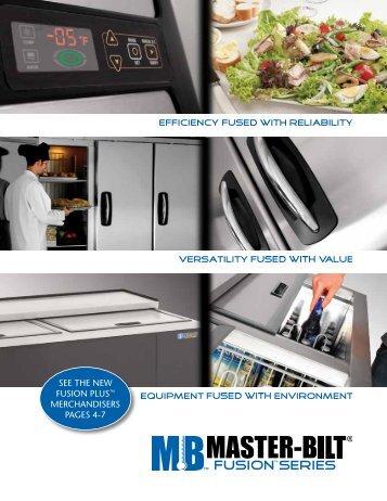 View Fusion Brochure - Master-Bilt