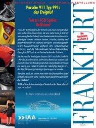 Porsche 911 Typ 991 - Magazine Sports et Loisirs
