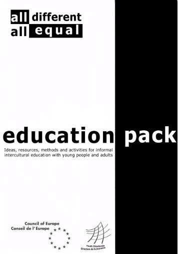 All equal, Education Pack - 404 Page not found