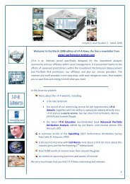Welcome! to the March 2008 edition of i-P-A News, the free e ...