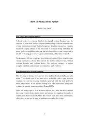 Appreciating and Writing Book Reviews - The Narnia 3 Blog