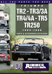 TR2-4A - Rimmer Brothers