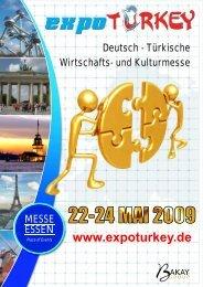 Konsept der Expo Turkey 09