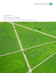 The Linked World: How ICT Is Transforming Societies ... - FI3P