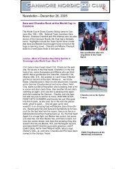 december newsletter.pub - Canmore Nordic Ski Club