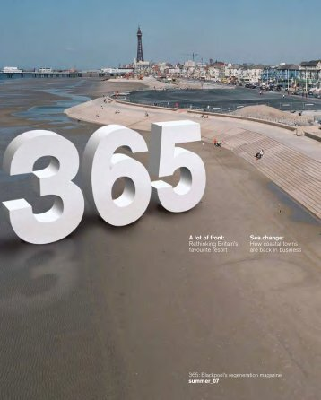 Sea change: How coastal towns are back in business A lot of front ...