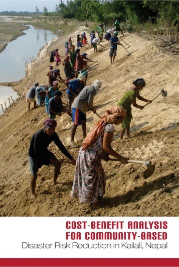 Cost-Benefit Analysis for Community-Based Disaster ... - Mercy Corps