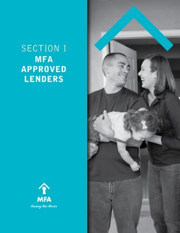 SECTION I - MFA - Housing New Mexico
