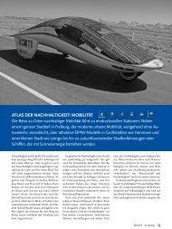 AtlAs der NAchhAltigkeit: Mobilität - TWIKE Klub