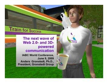 And 3D - The International Association of Business Communicators