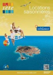Download the guide - Office de tourisme de Sète
