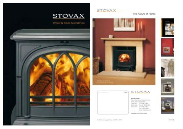 Wood & Multi-fuel Stoves - Amberglow Fireplaces