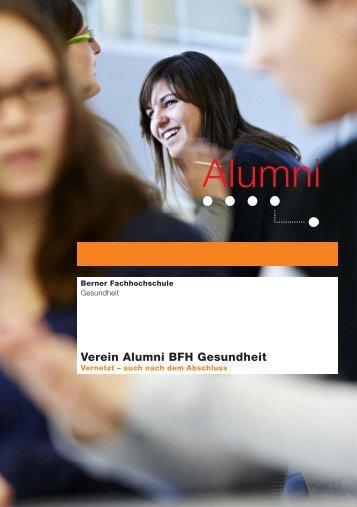 Alumni - Gesundheit - Berner Fachhochschule